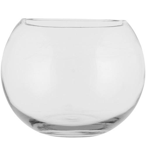 Glass Fish Bowl Vase Temple Webster