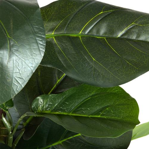 Faux Potted Fiddle Leaf Fig Tree