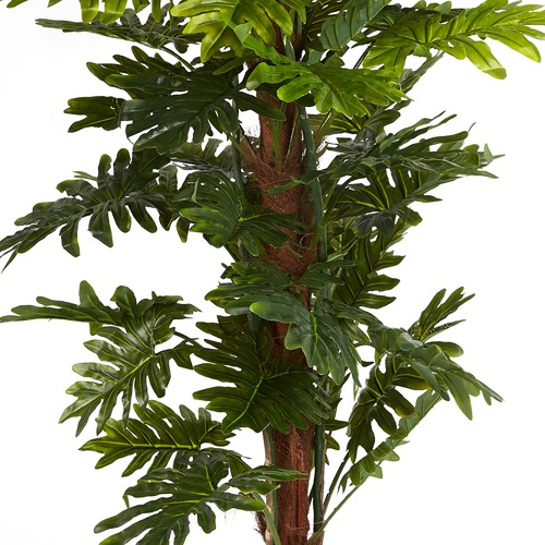 High ST. 130cm Faux Potted Monstera Tree