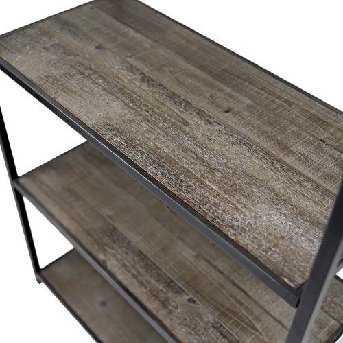 High ST. 5 Tier Capri Panelled Shelf Stand