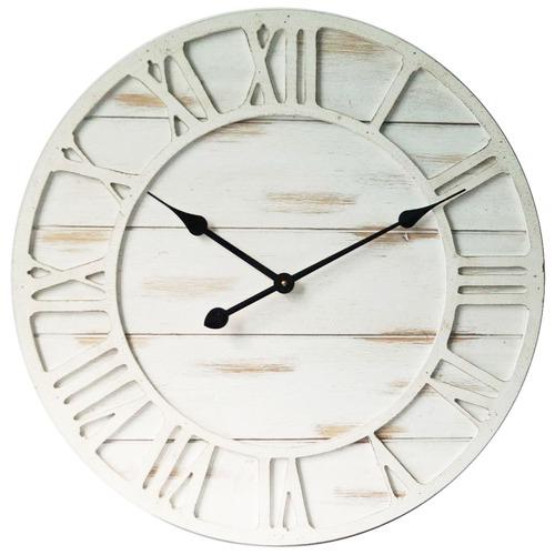 High ST. Extra Large Hamptons Round Clock