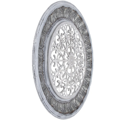 High ST. Extra Large Round Circolo Wall Art