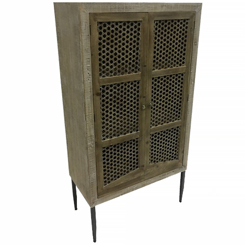 High ST. Emporium 2 Door Cabinet