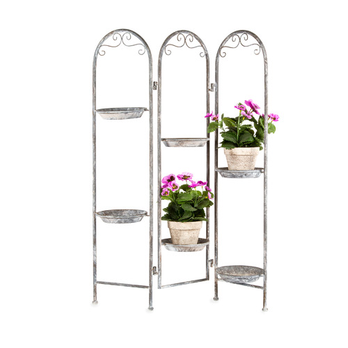 High ST. Arched Baroque Plant Stand
