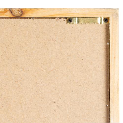 High ST. 2 Piece Abstract Dancing Line Framed Wall Art Set