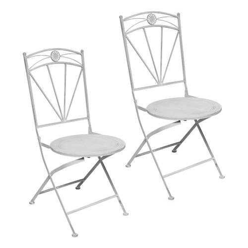 Herald Metal Patio Chairs