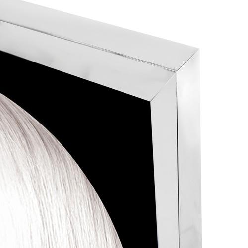 Iconiko B Framed Print