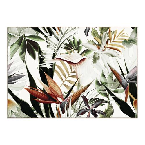 Botany Bloom Framed Canvas Wall Art