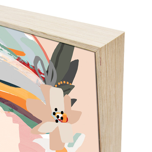 Dotti Boxed Canvas Wall Art