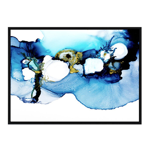 Iconiko Oracle Framed Printed Wall Art