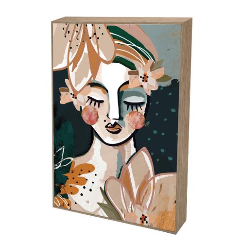 Aromanda Boxed Canvas Wall Art