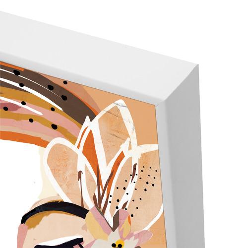 Iconiko Mulan Framed Canvas Wall Art