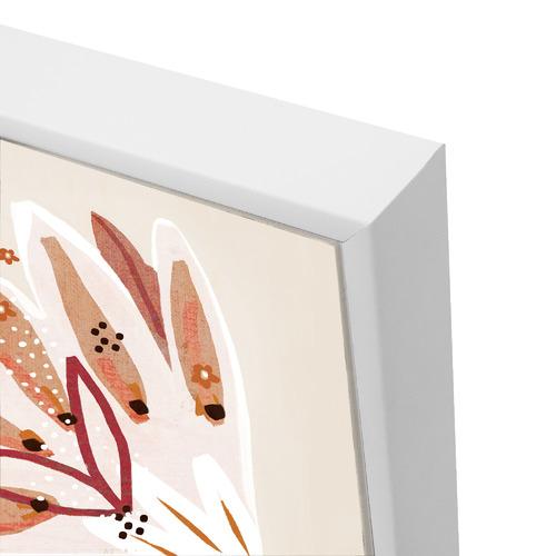 Iconiko Harvest Gurty Framed Canvas Wall Art