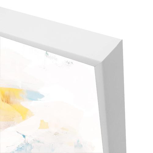 Iconiko Kaleid Framed Canvas Wall Art