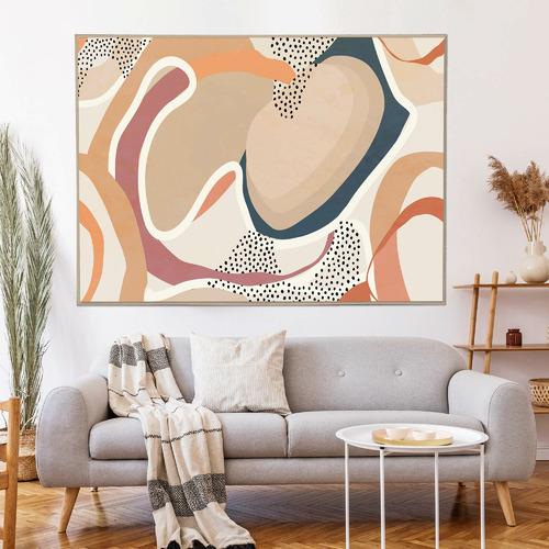 Iconiko Dulcet Dreams Framed Canvas Wall Art