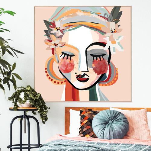 Dotti Framed Canvas Wall Art