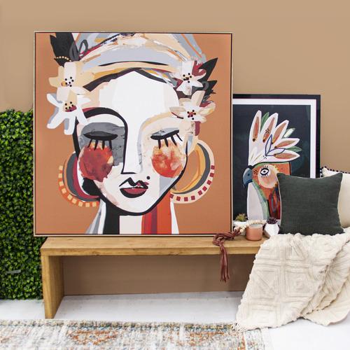 Cotti Framed Canvas Wall Art