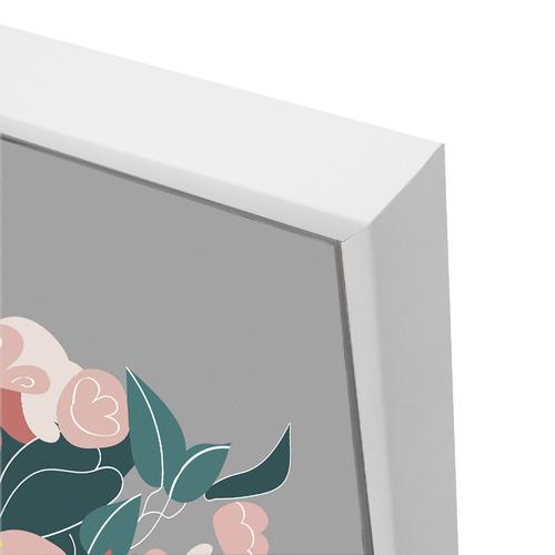 Pretty on Display Canvas Wall Art