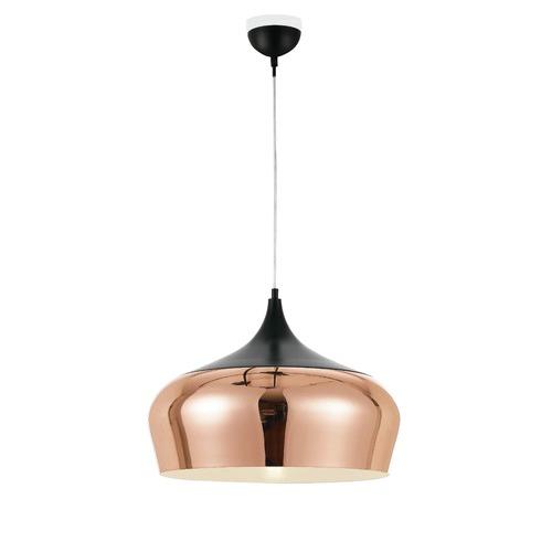 Spectra Lighting Copper Kolem Metal Pendant Light