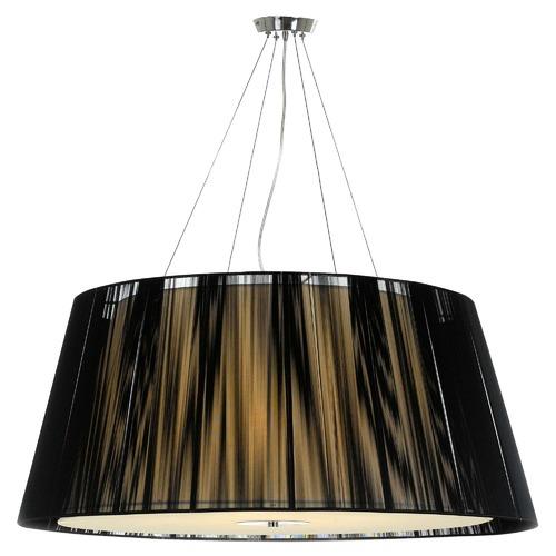 Spectra Lighting Large Sestra Metal Pendant Light