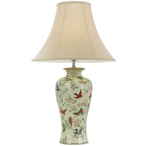 Spectra Lighting Sabrina Ceramic Table Lamp