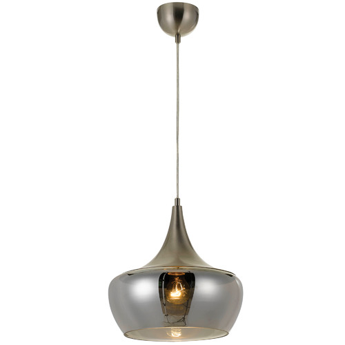 Spectra Lighting Tocit 1 Light Metal Pendant