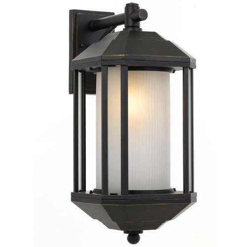 Spectra Lighting Large Black Havard Outdoor Coach Light