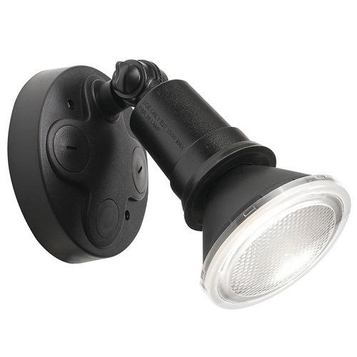 Spectra Lighting Black Comet 1 Light Floodlight