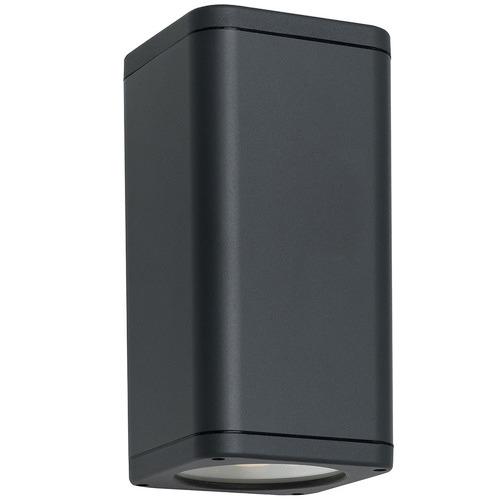 Telbix Black Dorcas Outdoor Wall Light