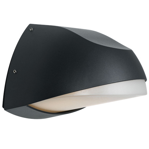 Spectra Lighting Black Joss Metal Wall Light