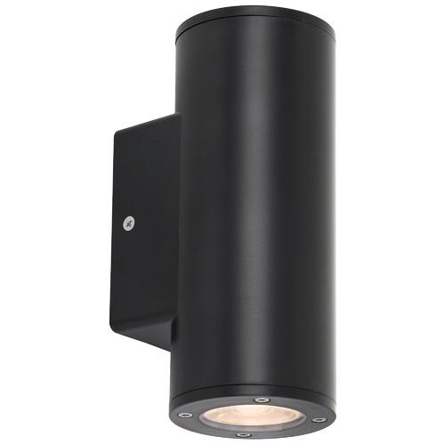 Spectra Lighting Black Stena LED Wall Light