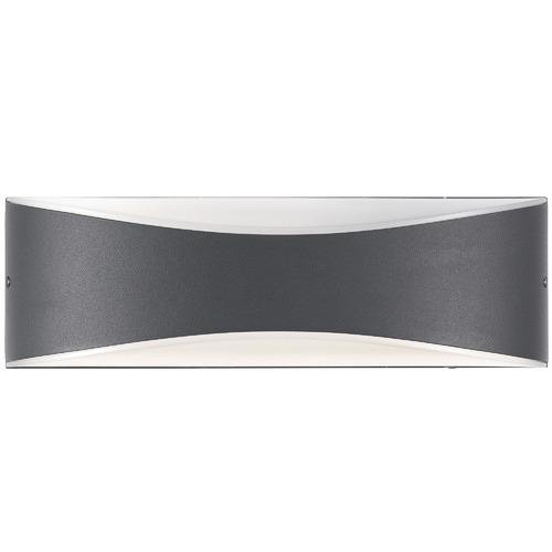 Spectra Lighting Black Verna Outdoor Wall Light
