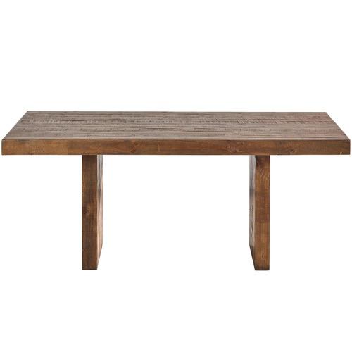 Hawthorne Home Melanie Pine Wood Dining Table