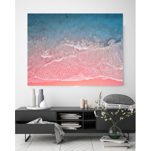 Beach Lane Ocean of Dreams Printed Wall Art