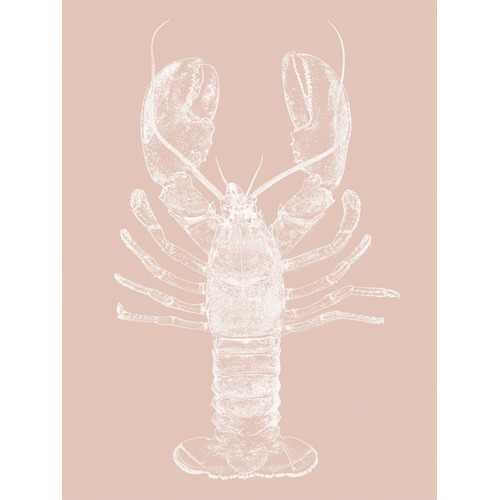 Beach Lane Be My Lobster Two Printed Wall Art