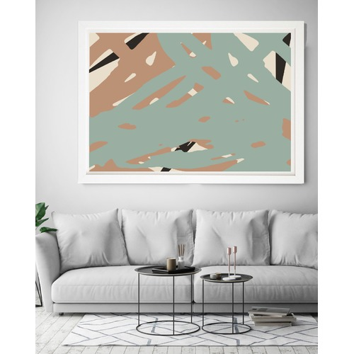 Beach Lane Covert Printed Wall Art