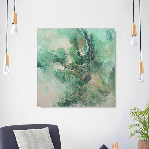 Northern View Canvas Wall Art