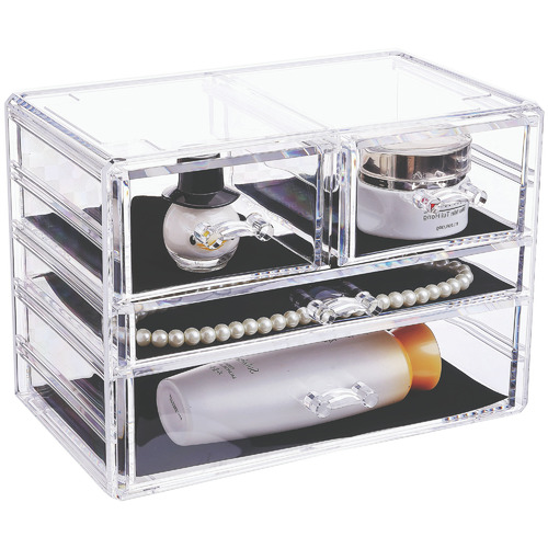 Urban Lines Glam A3 Acrylic Stacking Organiser