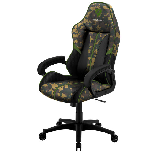 ThunderX3 Camo Premium Faux Leather Gaming Chair
