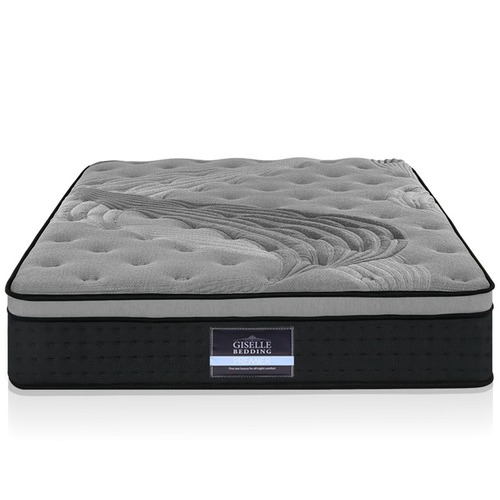 Dwell Home Medium-Firm Spring Foam Mattress