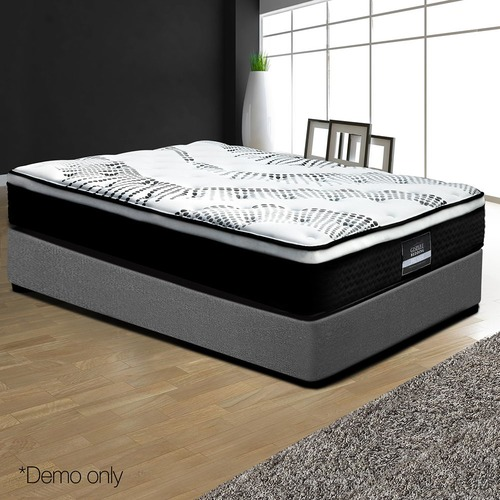 Dwell Home Fantasy Medium Euro Top Foam & Coil Mattress