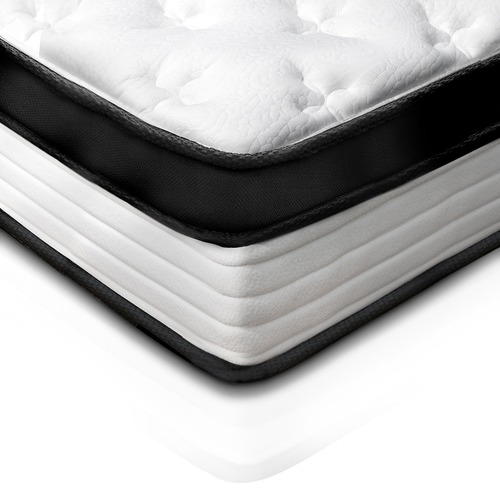 Dwell Home Comfort Euro Top Foam & Coil Mattress