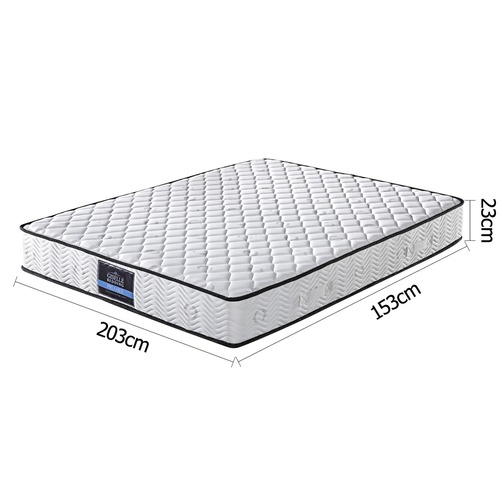 Dwell Home Pocket Spring High Density Foam Mattress Queen