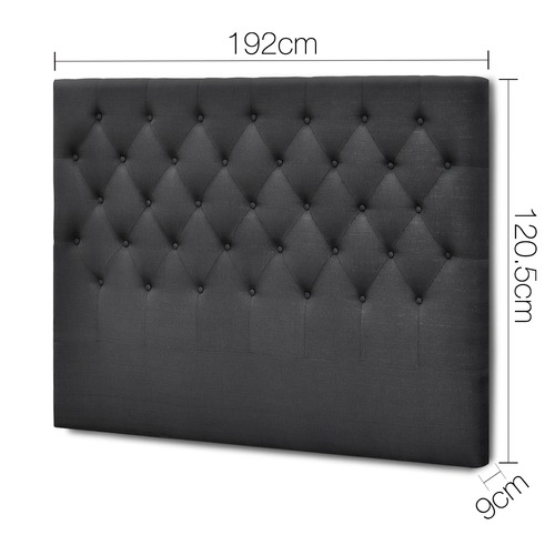 Dwell Home Tali Upholstered Fabric Headboard