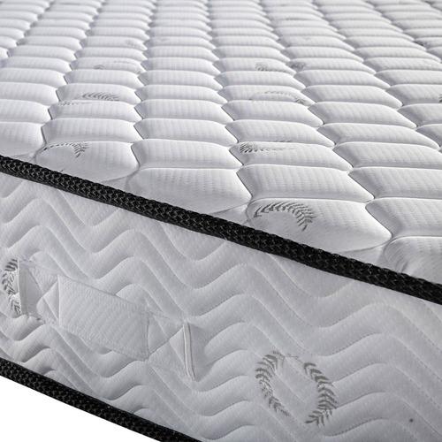 Dwell Home Pocket Spring High Density Foam Mattress Single