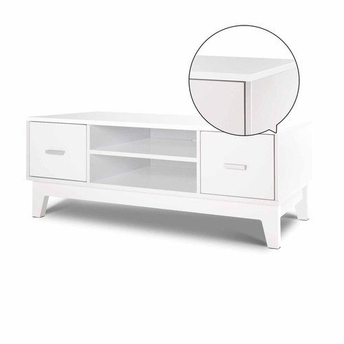 Dwell Home Simple Crete TV Unit