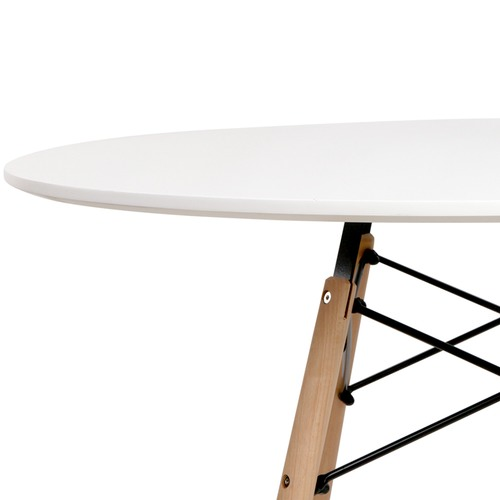 Dwell Home Dole Round Dining Timber