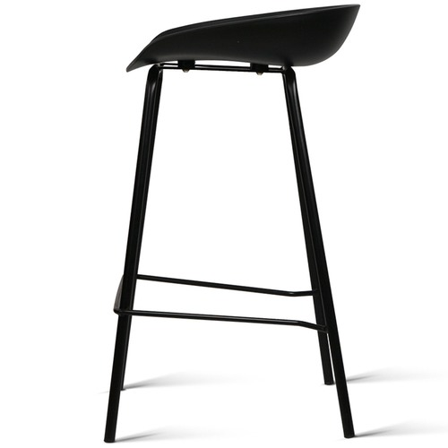 Dwell Home Modern Deanna Moulded Seat Barstools