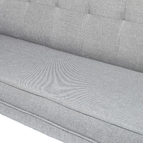 Dwell Home Roskilde 3 Seater Minimalist Sofa Bed