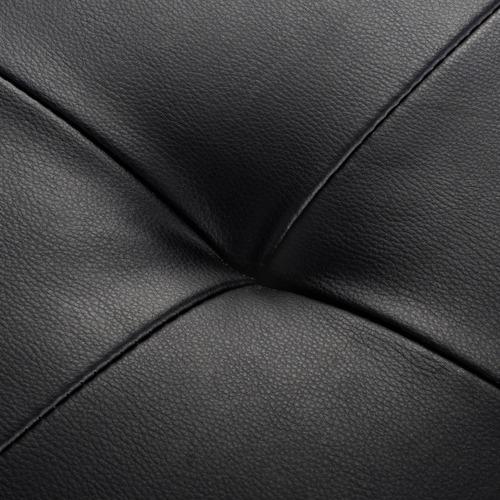 Dwell Home Tatum PU Leather 3 Seater Sofa Bed